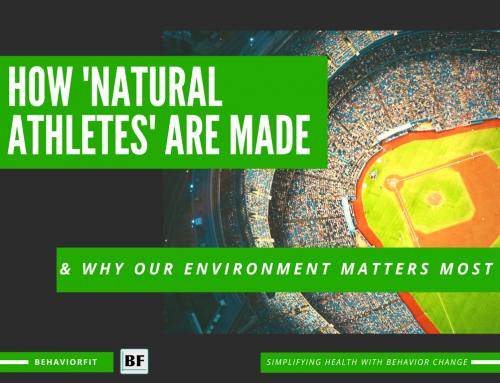 How 'Natural Athletes' Are Made & Why Our Environment Matters Most
